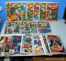Werewolf by Night 1-43 missing 32+33, GS 2-5, MORE set! guide $1162. LOOK