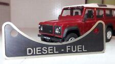 Land Rover Defender TD5 TDCi TDi aufgeraut Diesel Kraftstoff Einfüllstutzen
