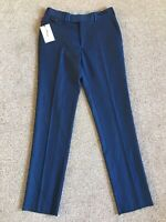 TED BAKER Endurance Men's Trousers Navy 30S L31 100% wool NEW WITH TAGS