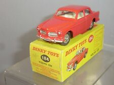 DINKY TOYS MODEL No.184        VOLVO 122S SALOON         MIB