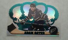 1997-98 Crown Royal EMERALD Adam Oates Card 142....1600+ IN STORE