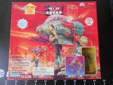 ROBOTECH Exo Squad Marsala Rapid Assault Frame Features Playmates Rare