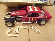 """Vintage Built """"Rat Trap"""" Vega Model for parts or repair #1-0712"""
