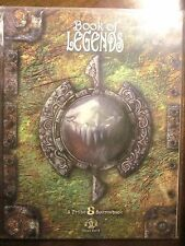 TRIBE 8 RPG System: DP9-810 BOOK OF LEGENDS Module (Dream Pod 9/1999) NEW