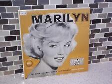 Marilyn FXG 5000 20TH Century Fox Vinyl  LP Turntable Record
