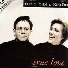 CD Single Elton JOHN & Kiki DEE True love CARD SLEEVE  NEW SEALED