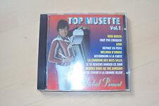 CD  TOP MUSETTE volume 1 par Michel Pruvot