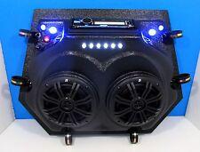 Polaris RZR Radio Stereo, 2008-2014 Polaris RZR, Overhead Console Stereo Radio