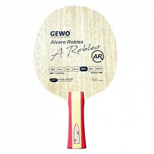 Gewo Alvaro Robles OFF- table tennis blade,FL handle