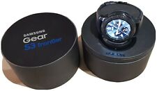 Samsung Gear S3 Frontier Black 46mm SM-R760 Smart Watch - Great Condition