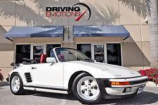 1987 Porsche 911 Turbo Carrera Coupe 2-Door