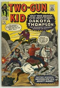 TWO-GUN KID #73 (Stan Lee, Dick Ayers, Larry Lieber, Western Comics) Marvel 1965