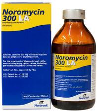 Noromycin 300 LA 250 ml Bottle Cattle Swine