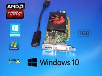 Dell Optiplex 7010 7020 7040 7050 7060 SFF 1GB Video Card + HDMI Converter Cable