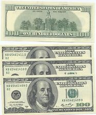100 DOLLARI/ONE HUNDRED DOLLARS - U.S. FDS/UNC - PREZZO STRACCIATO...!!!!