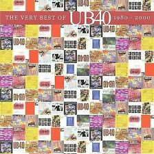 The Very Best Of UB40 1980-2000 [Argentina] by UB40 (CD, Oct-2000, Virgin)