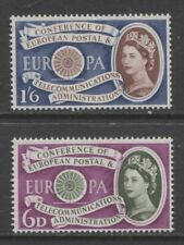 1960 Great Britain complete set Europa issues mint *