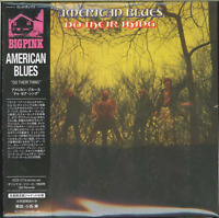 AMERICAN BLUES-DO THEIR THING-IMPORT MINI LP CD WITH JAPAN OBI Ltd/Ed G09