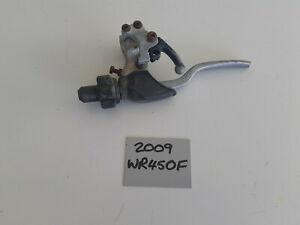 WR450F Clutch Perch, levers  2009