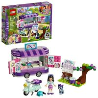 LEGO® Friends - Emma's Art Stand 41332 210 Pcs