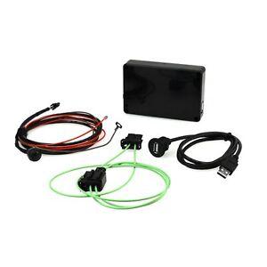 Bluetooth + USB + SD per Audi MMI 2G HIGH Media Adapter Streaming Adapter