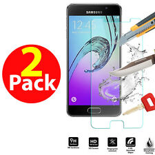 Genuine Tempered Glass Shockproof Screen Protector For Samsung Galaxy A3 2016
