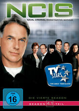 3 DVDs * NCIS -  STAFFEL / SEASON 4.1 - NAVY  # NEU OVP +