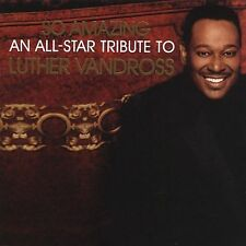 So Amazing: An All-Star Tribute to Luther Vandross by Various Artists (CD,...