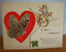 Vintage Standup Diecut Valentine, Joseph Koehler