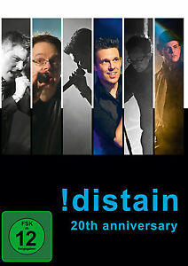 !distain - 20th anniversary (DVD)