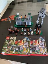 Lego Star Wars 8038 The Battle for Endor Set with Instructions