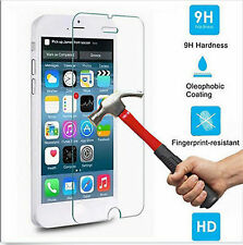 Clear Tempered Glass Film Screen Cover Protector Shatter Proof for iPhone 4/4S