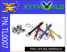 SPOKE WRENCH SPANNER TOOL 8in1 Motorcycle Bike for KX RM WR YZ YZF CR CRF KTM