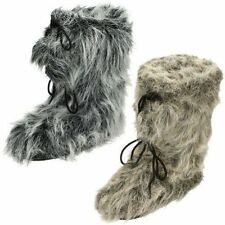 Botas de hombre de nieve textiles