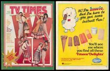 1980 Philippines TV TIMES MAGAZINE WEA Dancers #31