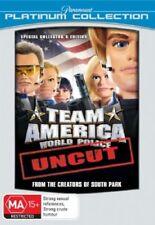 TEAM AMERICA: WORLD POLICE : NEW DVD