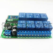8 Channel 12V Bluetooth Relay Android Mobile Remote control Switch Motor Light S