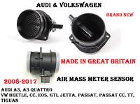 Audi A3 Volkswagen Eos Mass Air Flow Sensor TPI MAF1189