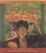 Harry Potter and the Goblet of Fire by Jim Dale, J. K. Rowling (CD-Audio, 2000)