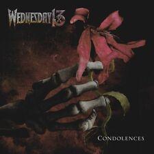 WEDNESDAY 13 - Condolences CD