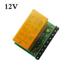 Mini DC 12V DPDT DPDT Relay Module Reverse Polarity Switch Board Motor LED V3M1