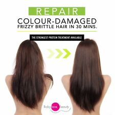 Get Strong Hair With Keratin Protein Repair Damaged Hair Treatment Split Ends