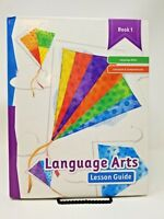 Lot of Teacher Manuals Language Arts Lesson Guide Book 1 and Book 2 Home School