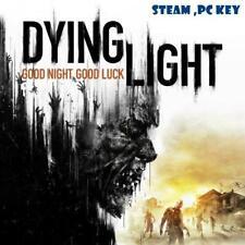 Dying Light steam key PC digital