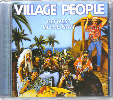 VILLAGE PEOPLE - GO WEST IN THE NAVY CD MINT