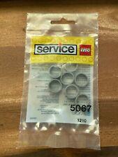 Lego® 5067 Haftreifen 12v Eisenbahn MISB 7810 7860 7862 7727 7730 7745 7750 7755