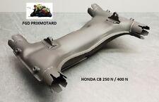 Honda CB 400 n Auspuff Box Fumee