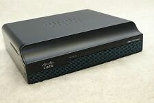 Cisco 1900 SeriesCISCO1941/K9 V2  2 Port Gigabit Wired IP Router Cisco 1941