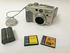 Canon PowerShot G2 4.0MP HD Bridge Digital Camera 3x Optical Zoom Flip Screen