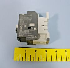 ABB AX25-30-10-84 3-Pole Magnetic Contactor 110-120V 50/60Hz